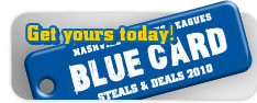 Get Your Blue Card Today!